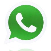 Nimm über Whats App Kontakt zu uns auf!