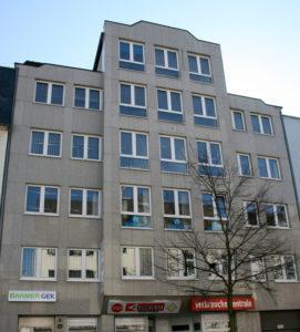 Unser Standort in Leverkusen